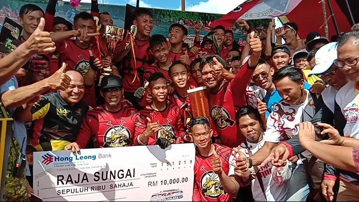 GP BinLaden, Raja Sungai Regata Kalaka 2019