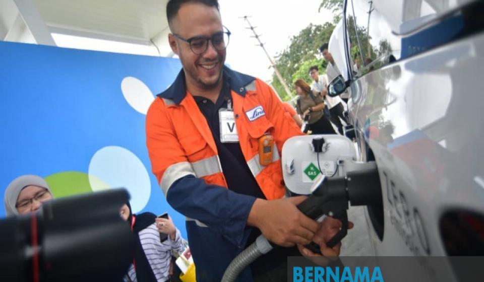 Sarawak bakal jadi pembekal gas hidrogen dunia