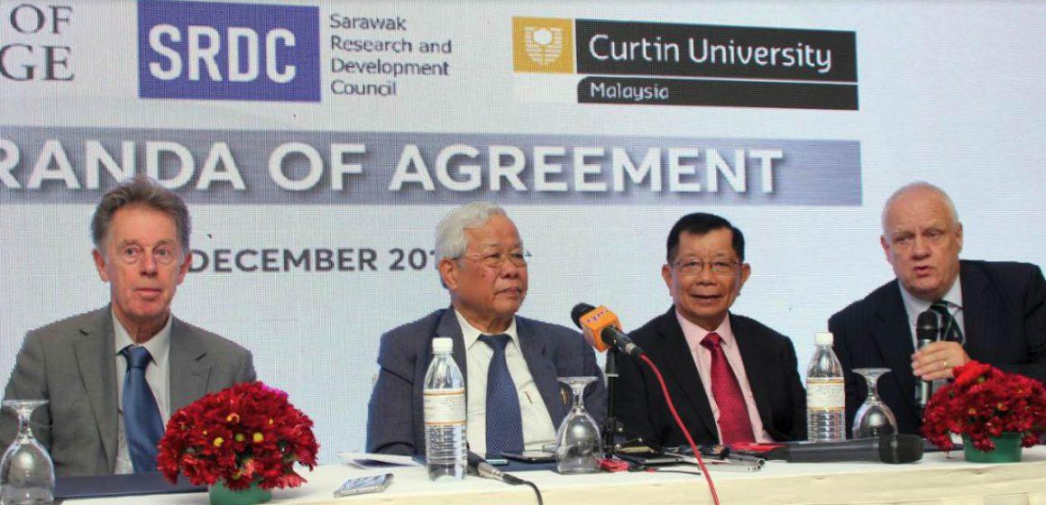 SRDC tandatangan memorandum perjanjian dengan dua entiti