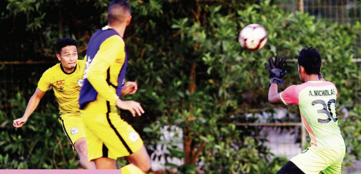 Era baharu bola sepak Sarawak