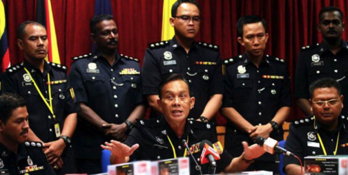 PGA Sarawak rampas rokok pelbagai jenama bernilai lebih RM1.4 juta