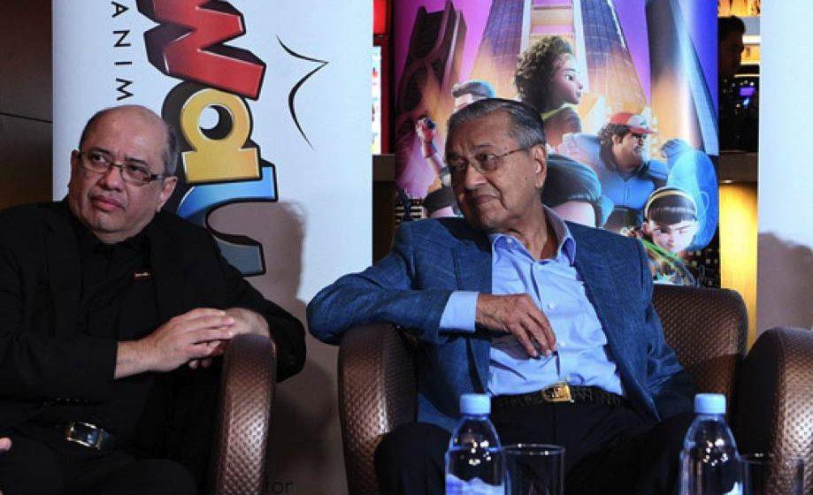 Animasi tempatan kini bertaraf dunia – Dr Mahathir