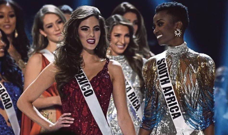 Wakil Afrika Selatan dinobat Miss Universe 2019