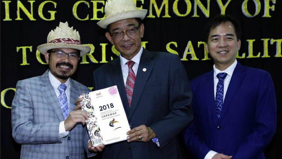 RM4.1 bilion perbelanjaan pelancong dalam Sarawak