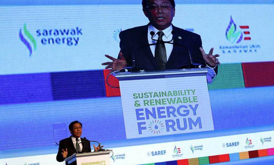 Sarawak beri tumpuan kepada tenaga boleh diperbaharui