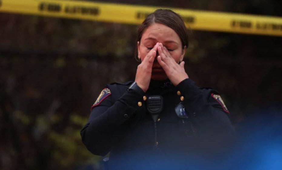 Enam maut tembakan di New York