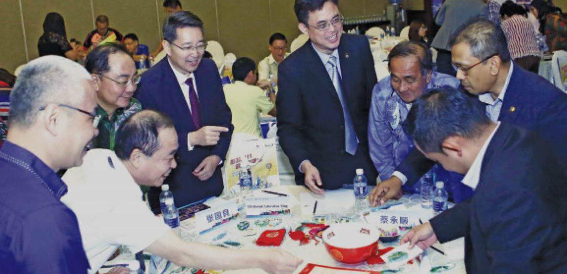 Sarawak, Xiamen promosi pelancongan