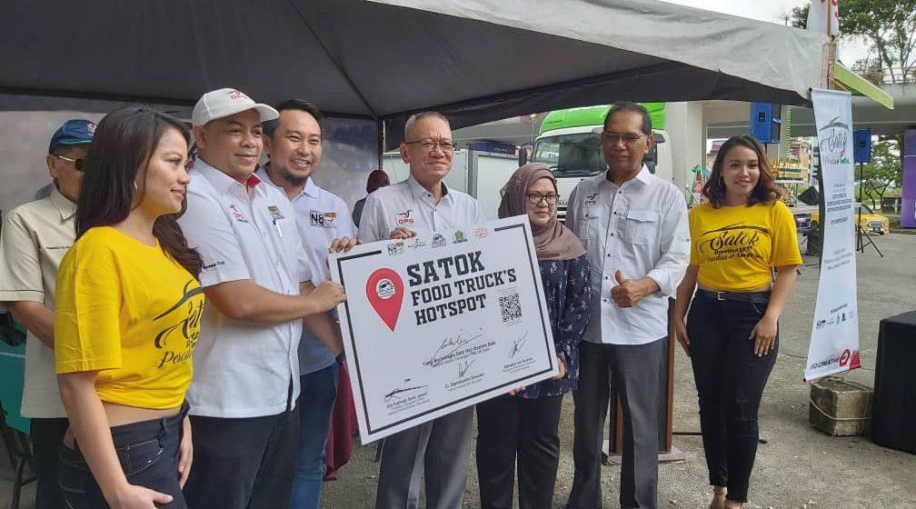 Dagang 'foodtruck' dibantu RM20,000