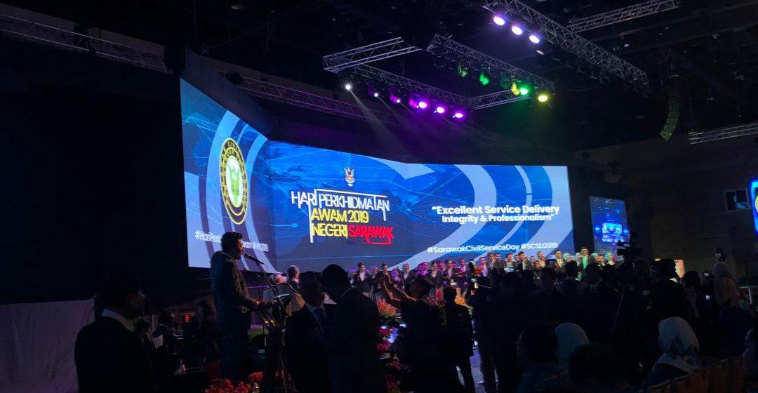 Kakitangan Persekutuan berkhidmat di Sarawak dapat insentif RM500 Jun tahun depan