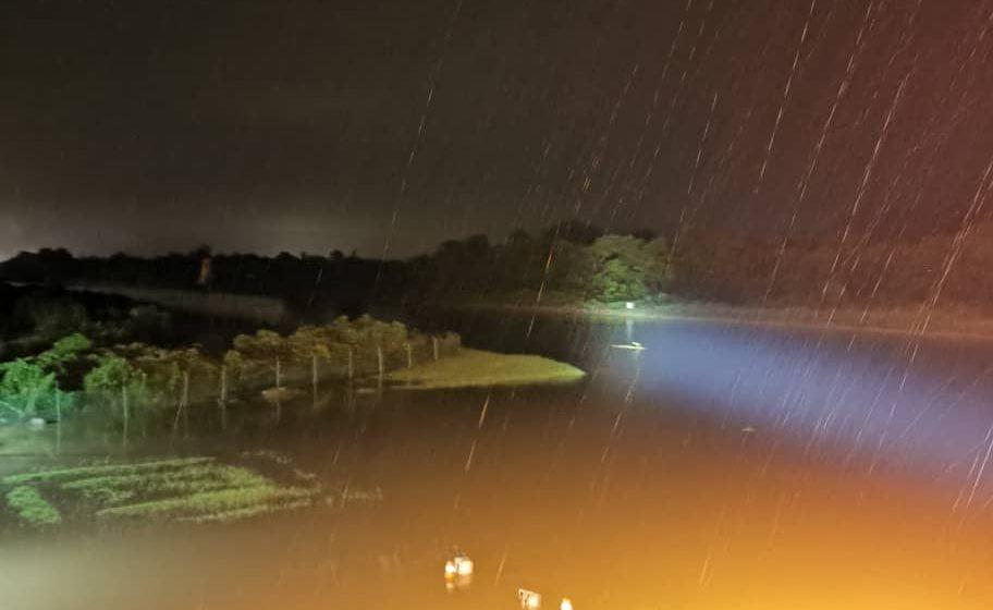 Padang Terbang Lawas ditutup akibat banjir