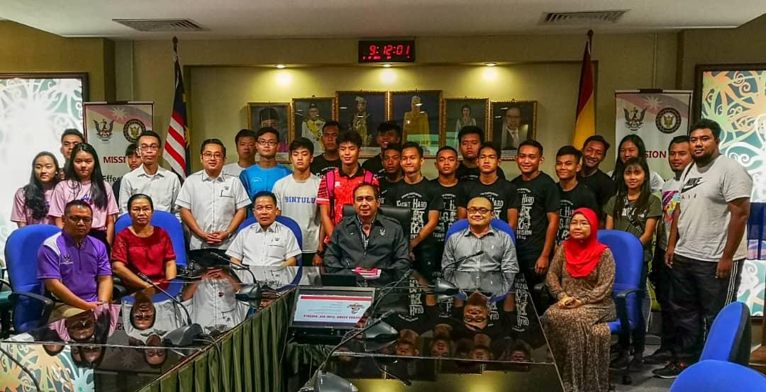 80 atlet dari Bintulu akan beraksi  di SUKSAR 2019