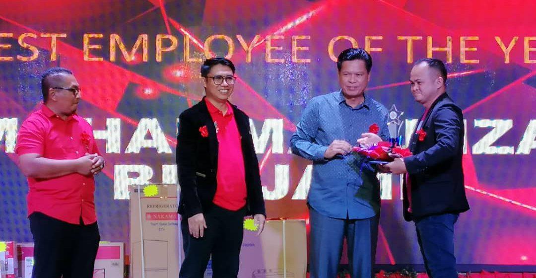 Sejumlah lebih RM50 juta telah diagihkan kepada rakan AIM