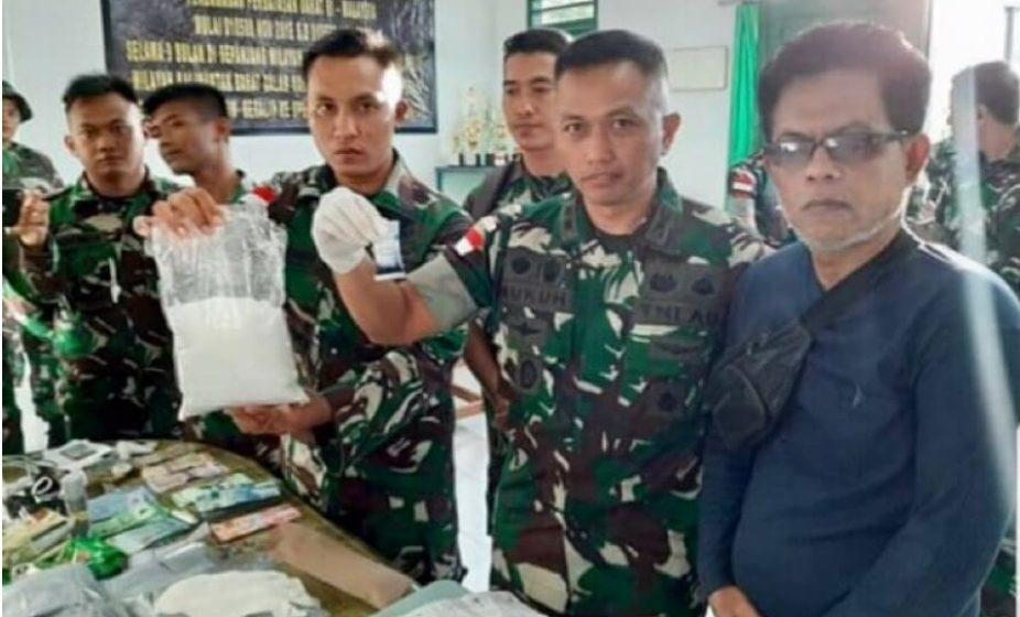 Cubaan seludup 51.9kg syabu dari Kuching gagal