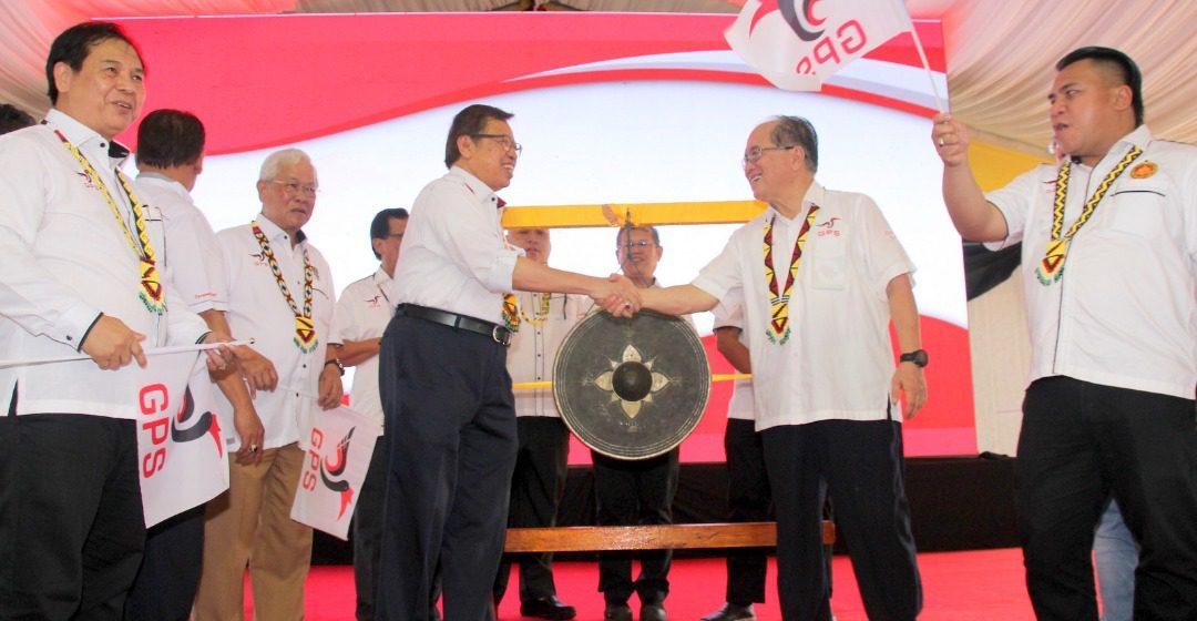 Mayuh hak Sarawak lenyau, sebilik enggau BN