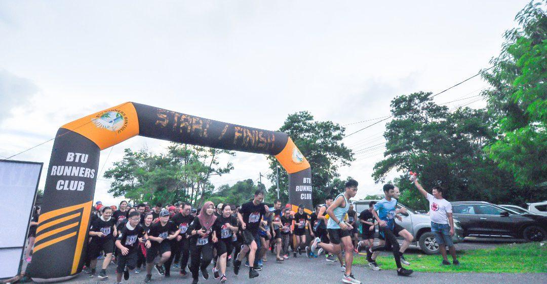 300 sertai Larian Bandar Bintulu 2019