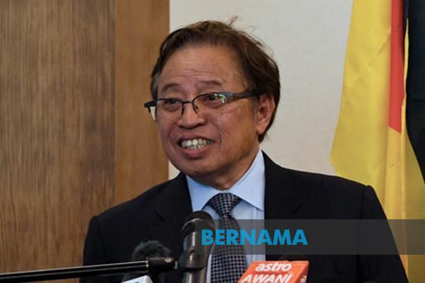 Sarawak tingkatkan infrastruktur taman negara