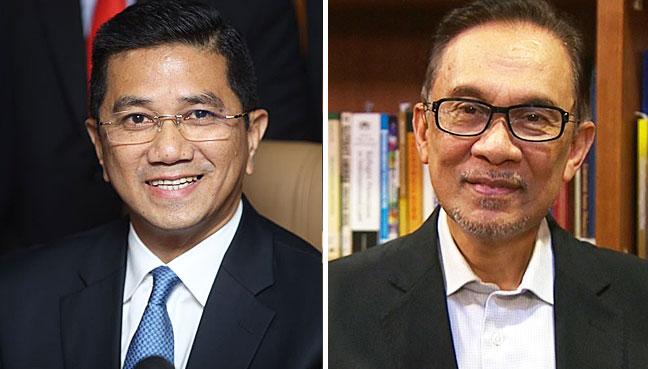 Konflik PKR: Ada apa masalah Azmin dengan Anwar ?