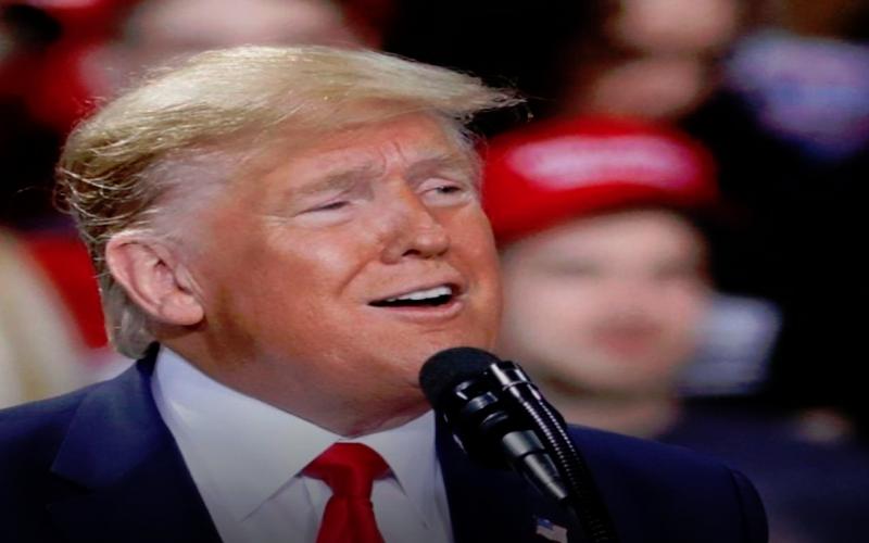 Trump Presiden AS ketiga mungkin dipecat