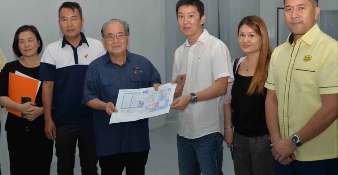 CPPC durian pertama di Sarawak