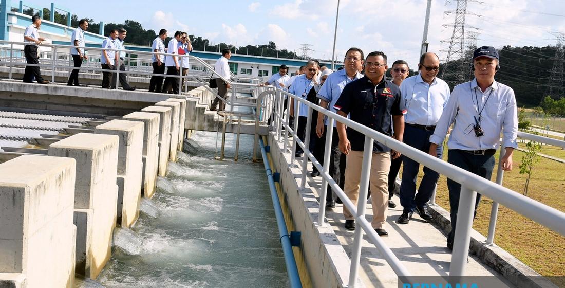Selangor tidak berhasrat henti program air percuma untuk golongan sasar