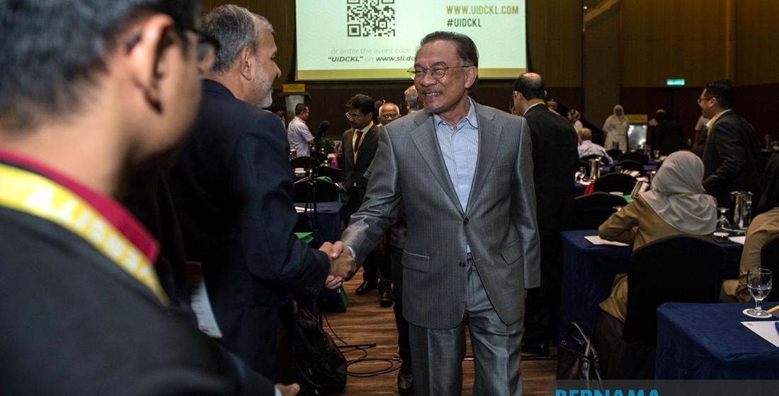 Tiada perbincangan tentang peralihan kuasa dalam pertemuan dengan PM – Anwar