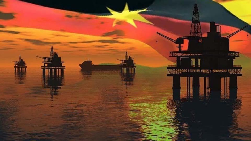 PETROS kawal cari gali minyak, gas Sarawak