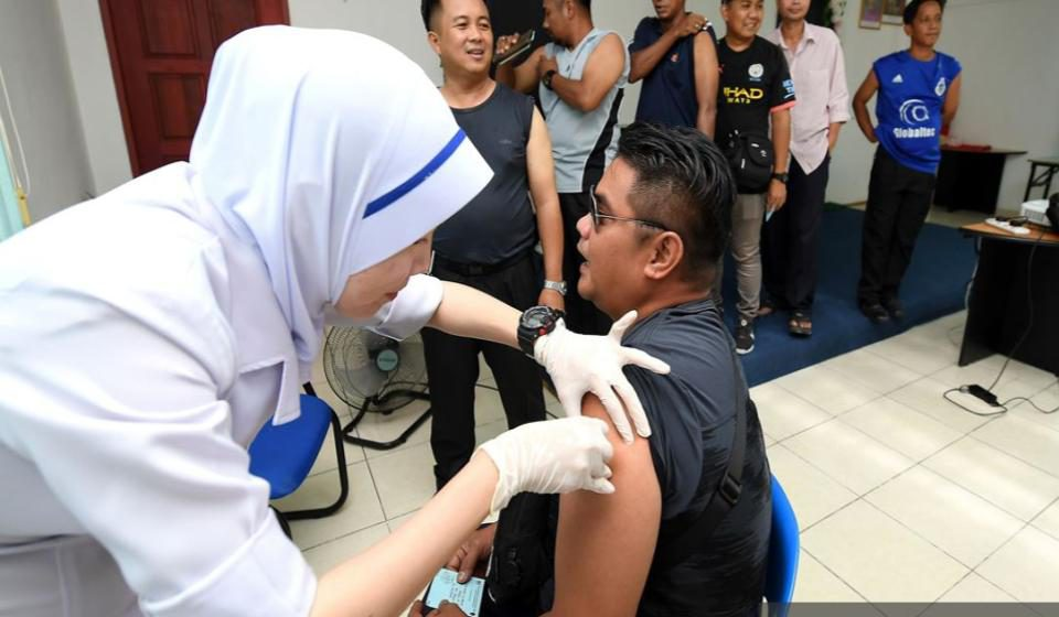 Suntik vaksin sekali setahun elak influenza