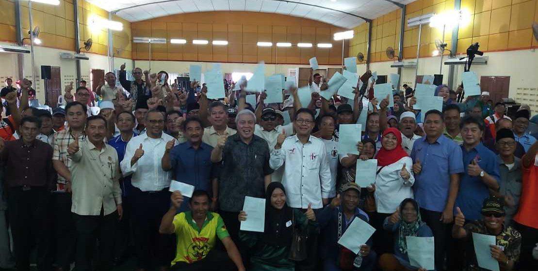 57 penduduk terima pampasan RM8.5 juta