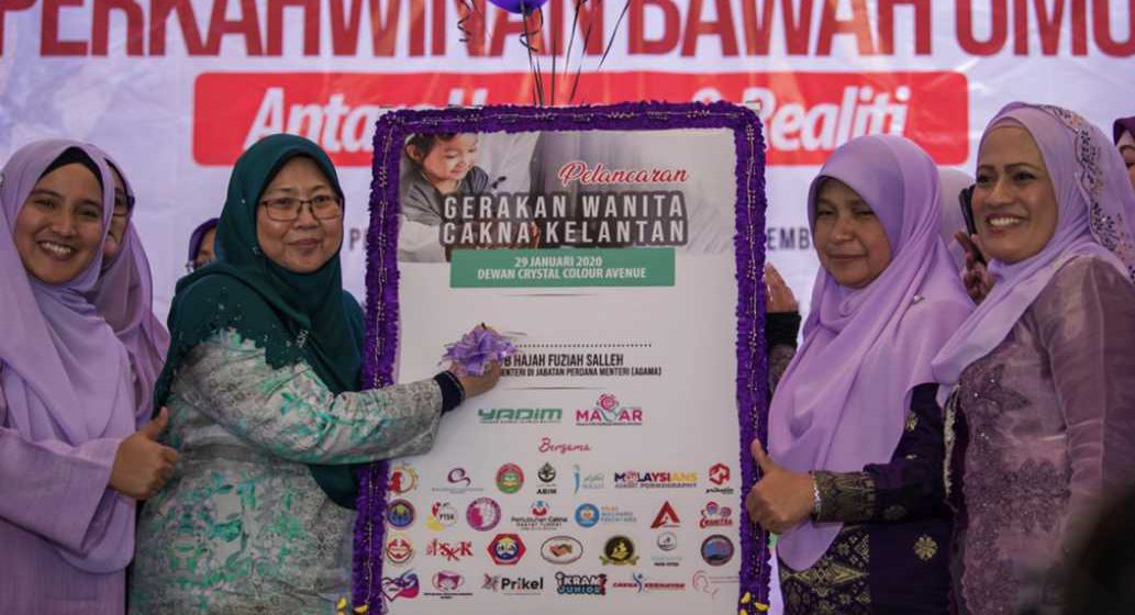 Kelantan kekalkan had usia perkahwinan 16 tahun bagi perempuan, KPWKM tidak campur tangan