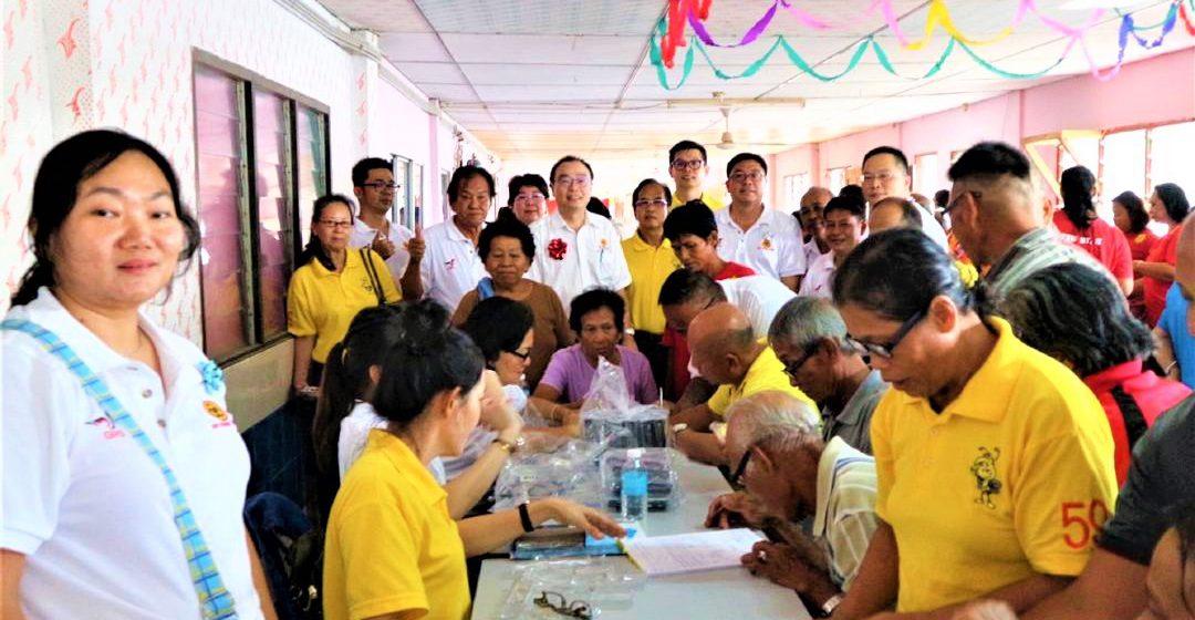 PRN Ke-12 besai reti ngagai rayat Sarawak