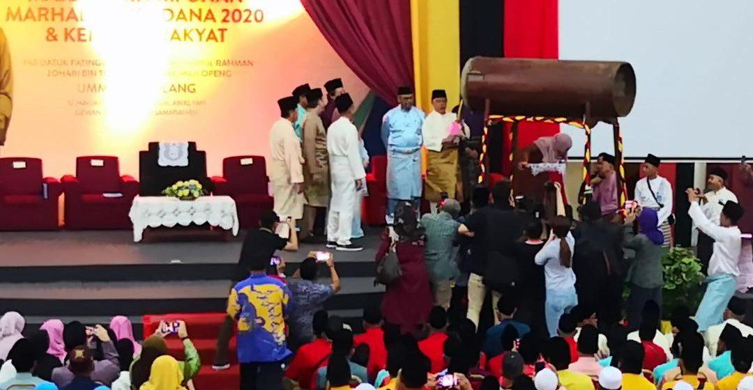 Lebih 1,000 sertai Majlis Perhimpunan Marhaban Perdana 2020