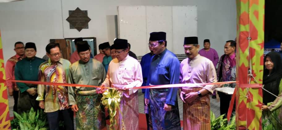 Ketua Menteri rasmikan Majlis Tilawah dan Menghafaz Al-Quran peringkat negeri di Miri