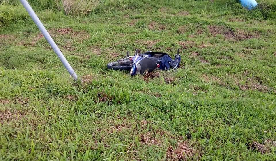 Pengawal keselamatan cedera parah di kepala, dilanggar dari belakang di Mukah