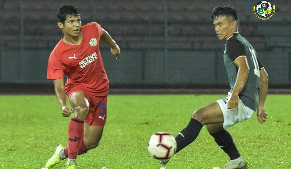 KL tumbangkan Sarawak United FC 1
