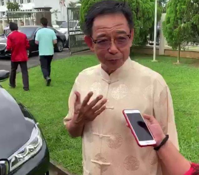 Penerbangan terus Haikou-Kuching ditunda