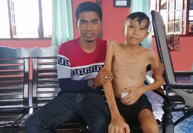 Achin hidapi penyakit misteri, mohon bantuan kewangan