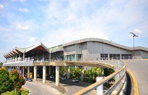Beri perhatian kepada penumpang di Lapangan Terbang Kuching