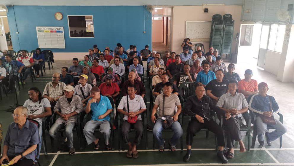 Komuniti nelayan di Kampung Jepak sertai program kesedaran keselamatan