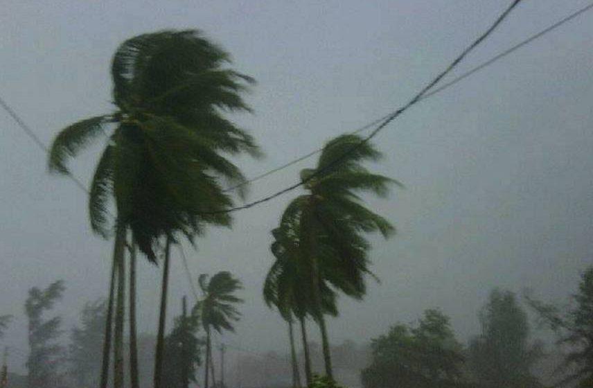 Beberapa kawasan di Sarawak diramalkan hujan, ribut petir