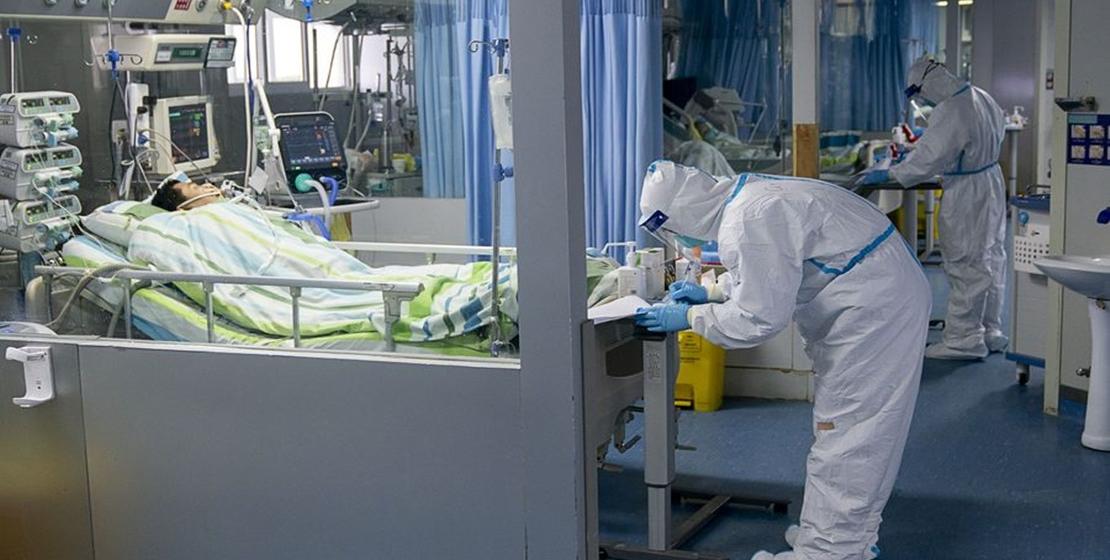 Jumlah korban akibat koronavirus di china meningkat 563 orang