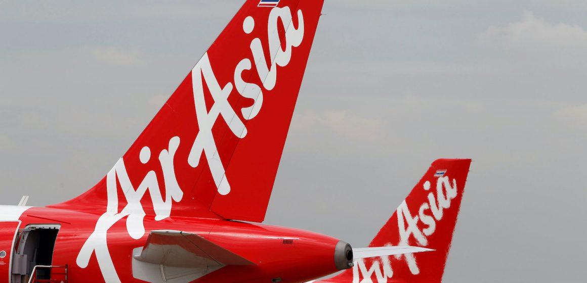 Saham AirAsia jatuh susulan dakwaan rasuah