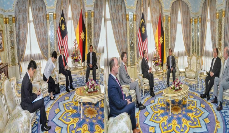 Sarawak bakal bekerjasama dengan Austria, Jepun