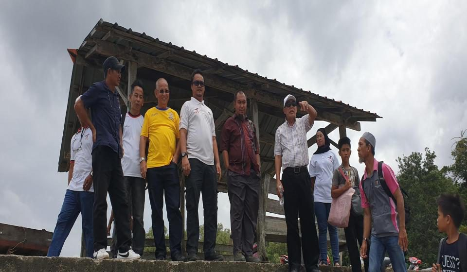 236 kediaman dibaik pulih di Kuala Rajang