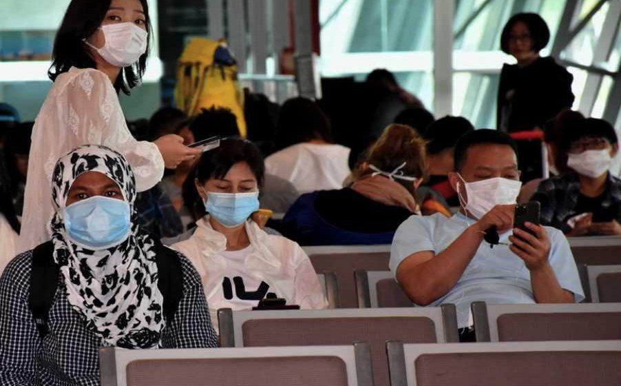 Kira-kira 40 pelajar Malaysia di China telah pulang