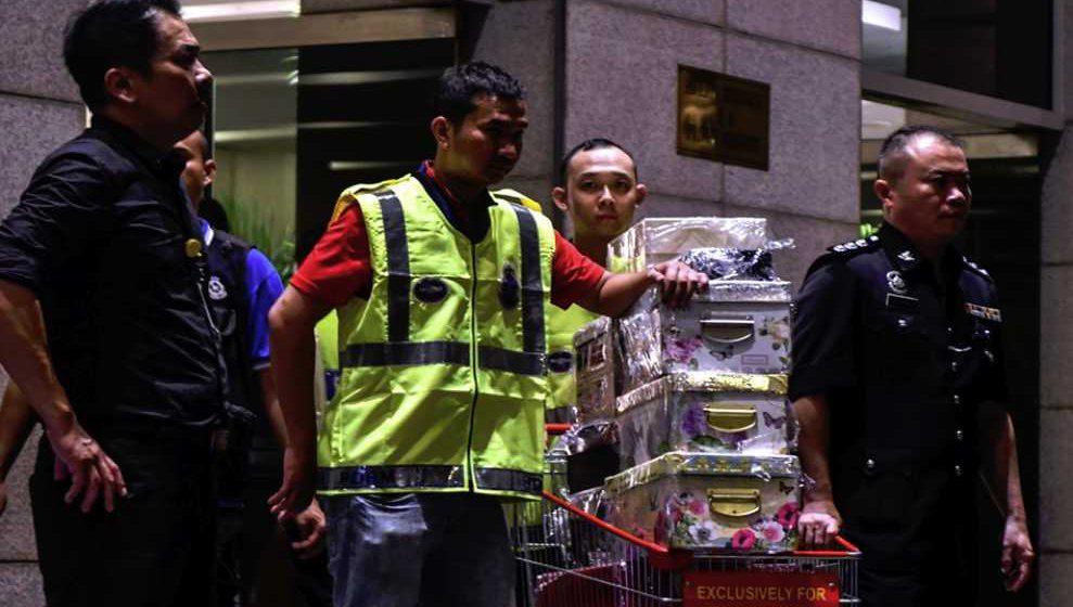 Mahkamah benarkan Najib dan keluarga periksa barang yang dirampas SPRM