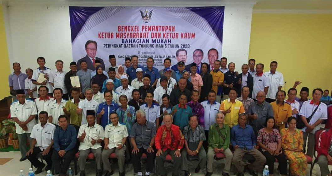 KMKK perlu bijak dan perlu proaktif urus kampung – Abdullah