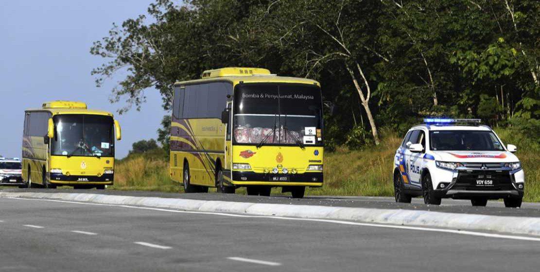 Kronologi misi bawa pulang rakyat Malaysia dari Wuhan, China