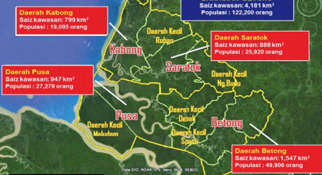 868 projek RTP dilaksana di Betong