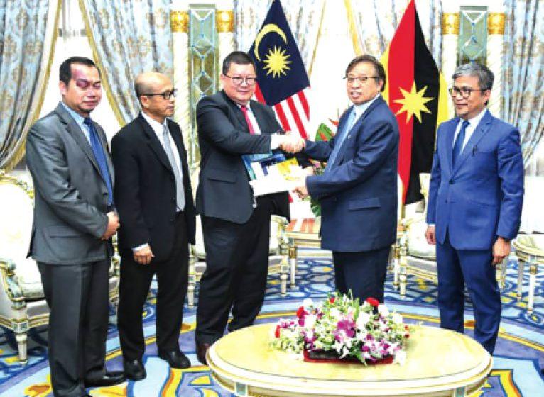 Terbit Kamus Bahasa Sarawak