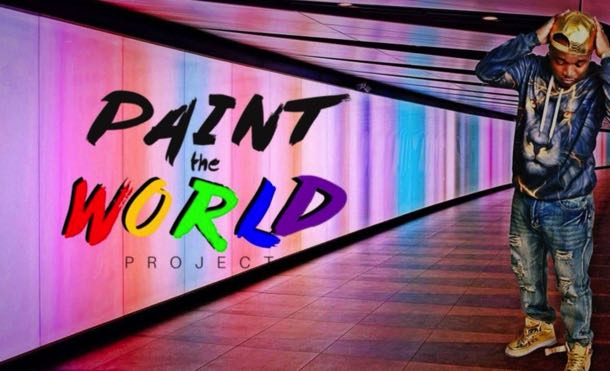 Konsert Antarabangsa Paint The World 15 Januari